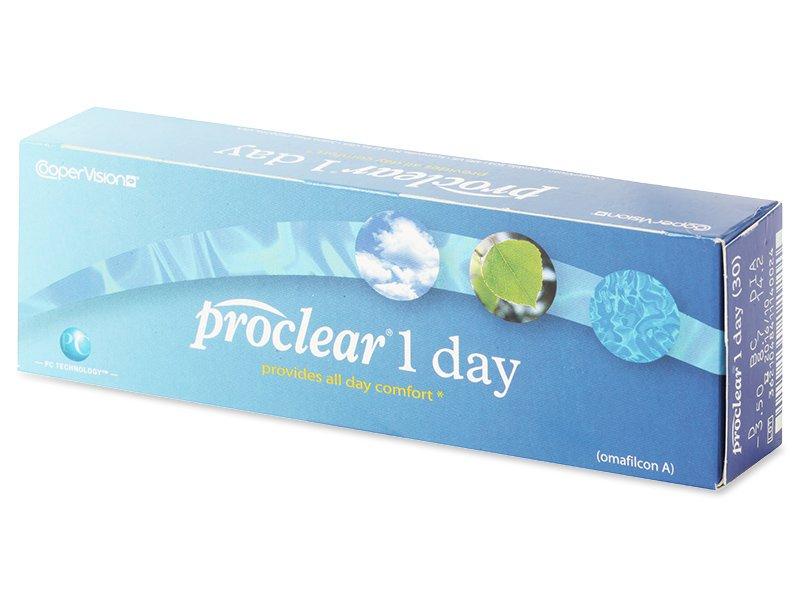 Proclear 1 Day (30lentile) - design-ul vechi