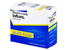 SofLens Multi-Focal (6 lentile) - Lentile de contact multifocale