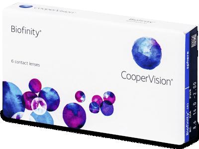 Biofinity (6lentile)