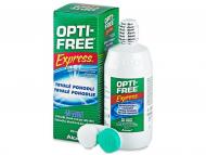 Solutii pentru lentile de contact - solutii oftalmice de curatare si dezinfectare - Soluție OPTI-FREE Express 355 ml