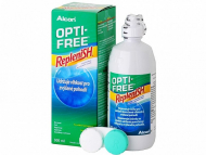 Lentile de contact Alcon - Soluție  OPTI-FREE RepleniSH 300 ml