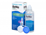 Lentile de contact Bausch and Lomb - Soluție  ReNu MultiPlus 120 ml