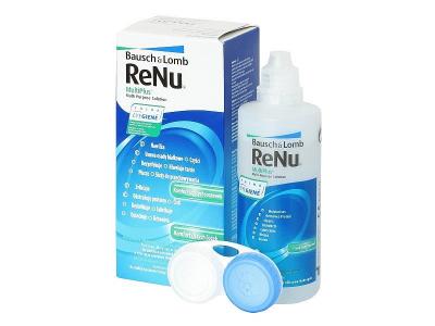 Soluție  ReNu MultiPlus 120ml  - design-ul vechi