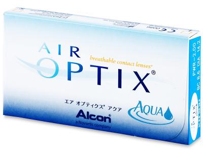 Air Optix Aqua (6lentile) - design-ul vechi
