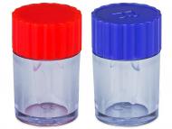 Diferite accesorii pentru întreținerea lentilelor de contact - Suport pentru lentile dure