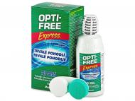 Solutii pentru lentile de contact - solutii oftalmice de curatare si dezinfectare - Soluție  OPTI-FREE Express 120ml