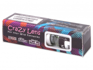 Lentile de contact colorate - Crazy GLOW (2 lentile)