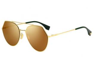 Ochelari de soare - Rotunzi - Fendi FF 0194/S 001/83