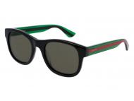 Ochelari de soare - Gucci GG0003S-002