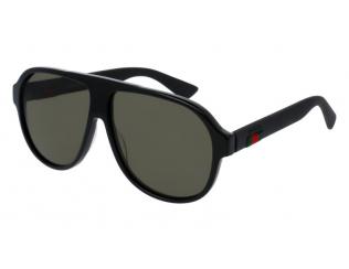 Ochelari de soare - Pilot - Gucci GG0009S-001