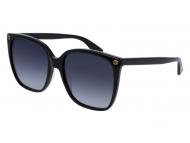 Ochelari de soare - Gucci GG0022S-001
