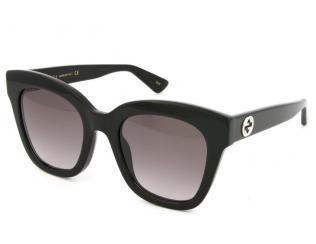 Ochelari de soare - Cat-eye - Gucci GG0029S-001
