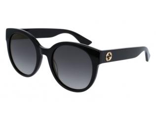 Ochelari de soare - Rotunzi - Gucci GG0035S-001
