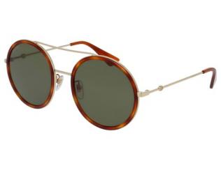 Ochelari de soare - Rotunzi - Gucci GG0061S-002