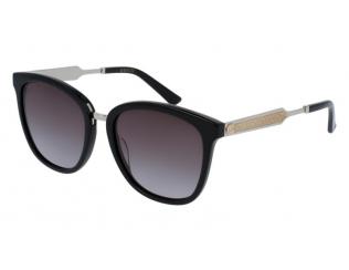 Ochelari de soare - Pătrați - Gucci GG0073S-001