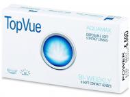 Lentile de contact saptamanale - TopVue Bi-weekly (6lentile)