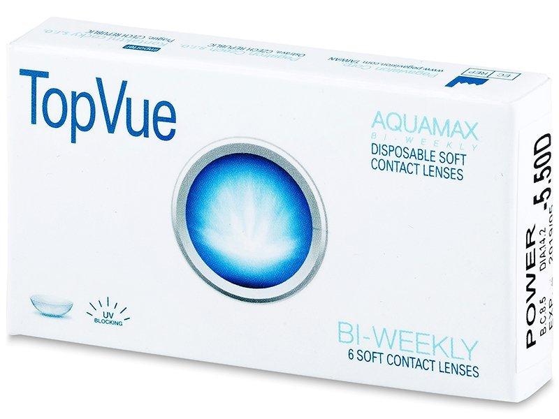 TopVue Bi-weekly (6lentile) - Bi-weekly contact lenses
