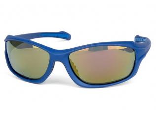 Ochelari de soare - Rectangular - Ochelari de soare Sport - Blue